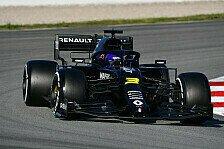 Formel 1 - Nächstes Comeback: Ricciardo testet in Spielberg
