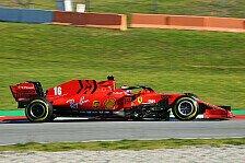 Formel 1: Streckenlayouts umdrehen? Leclerc: Bring it on!