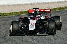 Formel 1, Grosjean optimistisch: Kein zweites Haas-Debakel