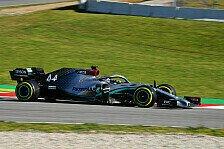Formel 1 Live-Ticker - Testfahrten 2020: Finale in Barcelona