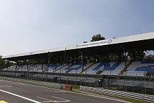 Coronavirus in Italien: DTM-Testfahrten nicht in Monza