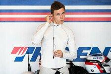Coronavirus: Formel-2-Pilot Lundgaard verpasst Testfahrten