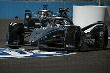 Formel E: Vier Geldstrafen für Mercedes in Marrakesch