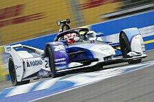 Formel E Marrakesch: Max Günther in Startreihe 1