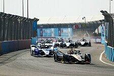 Formel E 2020, Marrakesch ePrix - Bilder vom 5. Saisonrennen