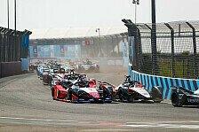 Formel E: Fünf Rennen abgesagt, mindestens zwei Monate Pause