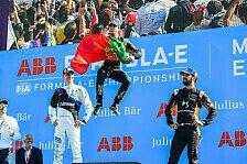 Formel E Marrakesch: Da Costa siegt vor Günther und Vergne