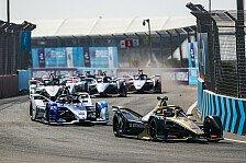 Formel E - Video: Formel E Marrakesch 2020: Rennen-Highlights und Zusammenfassung