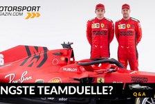 Formel 1 - Video: Formel 1 2020: Welches Teamduell eskaliert zuerst?