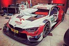 Robert Kubica präsentiert BMW M4 für DTM-Debüt 2020
