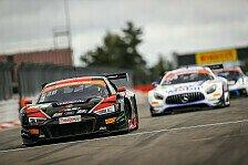 ADAC GT Masters: Aust Motorsport weiterhin mit zwei Audi R8 LMS