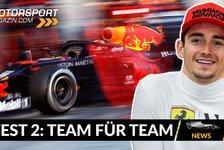 Formel 1 - Video: Formel 1 2020: Tops & Flops der 2. Testwoche
