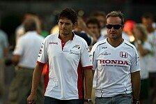 Formel 1 Australien mit Barrichello, Fisichella in Rahmenserie
