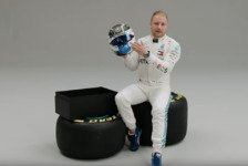 Formel 1 - Video: Formel 1: Valtteri Bottas zeigt seinen Helm für F1-Saison 2020