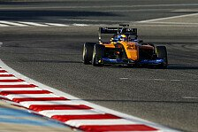 Formel 3 2020: Peroni beendet Bahrain-Test mit Bestzeit