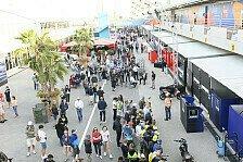Keine Gäste erlaubt: Katar-Paddock wird zur Geisterstadt