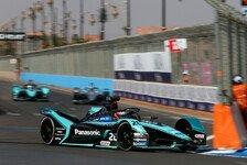 Formel-E-Titelanwärter Evans: Habe das Zeug für Formel 1