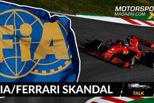 Formel 1 - Ferrari-Eklat: FIA schmettert Team-Revolte ab