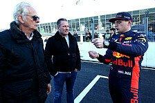 Formel 1 - Video: Formel 1 - Video: Max Verstappen über erste Zandvoort-Runden