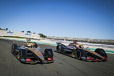 Formel E - Video: Formel E 2020: Meister-Team DS Techeetah testet neuen Motor