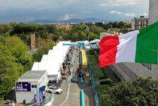Formel E heute in Rom: Sat.1-TV-Übertragung, ran-Livestream
