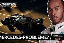 Formel 1 - Video: Formel 1: Defekt-Alarm bei Mercedes, Gefahr für die WM-Chancen?