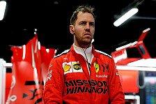 Formel 1: Sebastian Vettel verlässt Ferrari Ende 2020