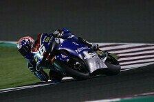 Moto2 Katar 2020: Erste Pole Position für Joe Roberts