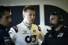 Formel 1, Kvyat tönt trotz Karriere-Aus: Bereit für WM-Titel