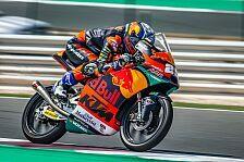Moto3 Aragon: Fernandez auf Pole, groteske Bummelei