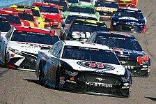 NASCAR und iRacing gründen neue eSports-Serie