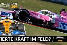 Formel 1 - Video: Formel 1 2020: Mischt Racing Point das Mittelfeld auf?