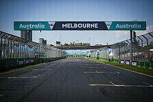 Offiziell: Formel 1 sagt Australien GP wegen Corona-Fall ab