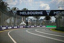 Formel 1 Live-Ticker: Australien 2020 endgültig abgesagt