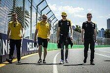 Formel 1: Auch Renault stellt auf Kurzarbeit um