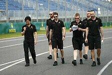 Formel 1, Coronavirus: Neue Verdachtsfälle bei Haas