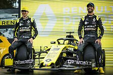 Formel 1 2020: Präsentation des Renault-Designs in Australien