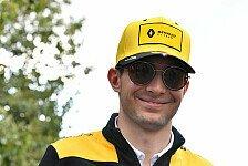 Formel 1 - Video: Formel 1, Renault: Esteban Ocon errät Fahrzeugteil
