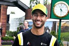 Formel 1: So begründet Daniel Ricciardo den Wechsel zu McLaren