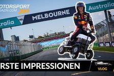 Formel 1 - Video: Formel 1 2020: Erste Eindrücke aus Melbourne