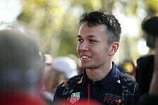 Formel 1, virtueller GP: Albon verzockt sich beim Reifenpoker