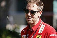 Formel 1 - Video: Formel 1: Sebastian Vettel erinnert sich an ersten Ferrari-Sieg