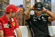 Formel 1, Verwirrung um Hamilton: Mercedes-Bekenntnis gelöscht?