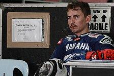 Jorge Lorenzo bestätigt MotoGP-Verhandlungen mit Aprilia