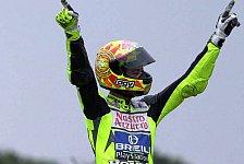 Valentino Rossis 500ccm-Debüt vor 20 Jahren: VR46 blickt zurück
