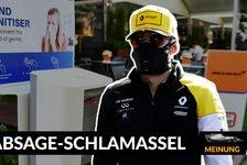 F1 & Coronavirus: Verzockt und teuer dafür bezahlt - Kommentar