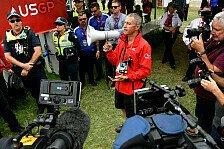 Formel 1: Rennabsage am Wochenende kein Novum