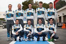 R-Motorsport 2020 mit globalem Engagement in vier Top-GT-Serien