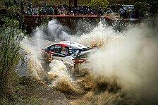 WRC Rallye Mexiko 2020 im Live-Ticker: Ergebnisse und Bilder