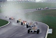 Formel 1 heute vor 27 Jahren: Senna-Show in Donington
